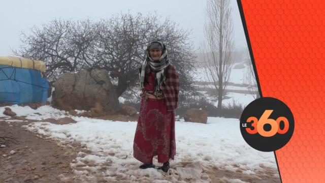 Cover Vidéo - عزلة وفقر..هكذا يعاني سكان جبال الأطلس مع موجة البرد