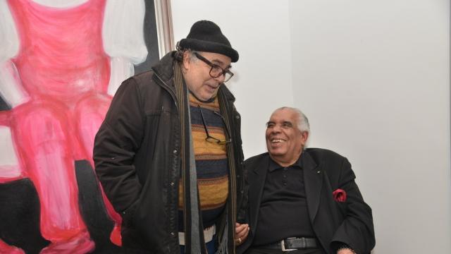 Mohamed Abouelouakar et Hossein Tallal