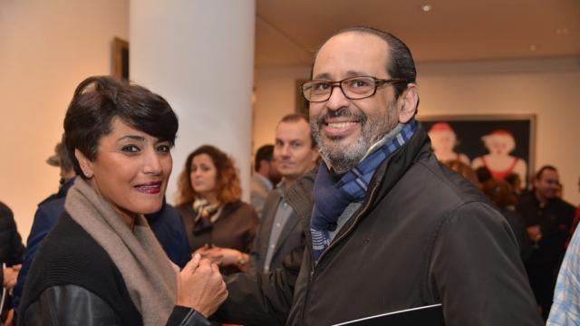 Maria Naciri et Ilyass Alami