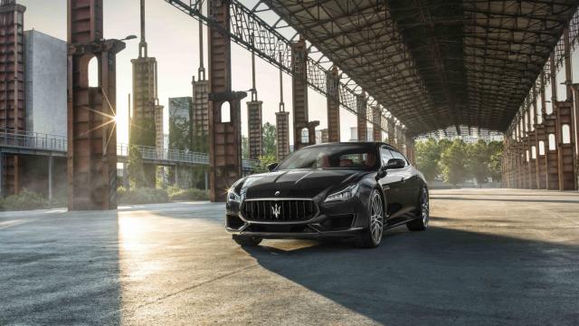 Maserati Quatro extérieur