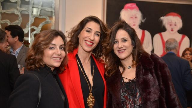 Sofia de Faucemberge, Nadia Amor et Yasmine Lahlou