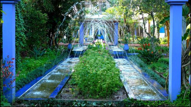 Jardins de Bouknadel 6