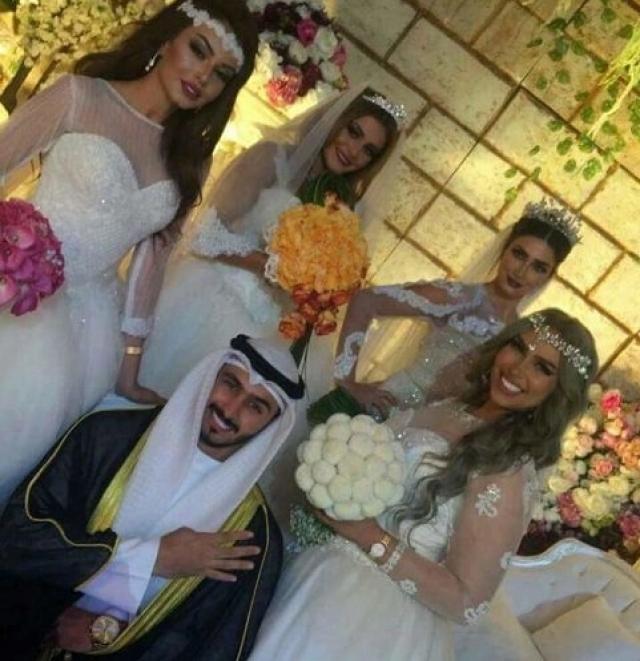 Khloud et les quatre marocaines