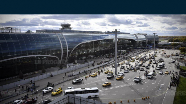 Aéroport Domedovo