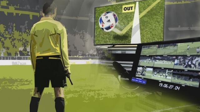 FIFA arbitrage vidéo