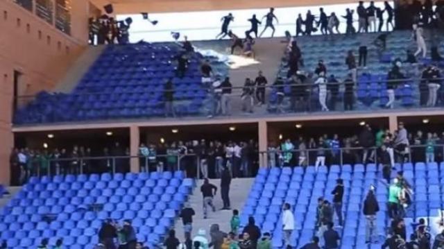 Casse au stade de Marrakech