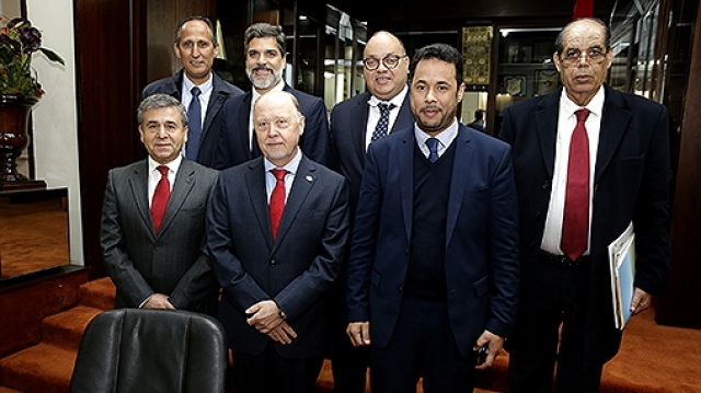 groupe d'amitié Chili-Maroc