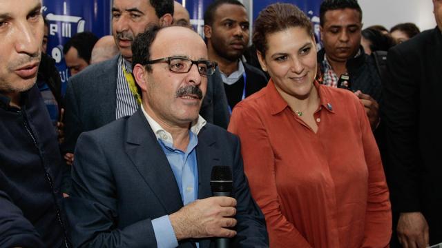 Mansouri et El Omari