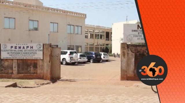 femmes handicapées entrepreneurs du Mali