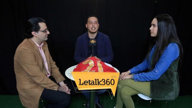 Le Talk360 EP 2