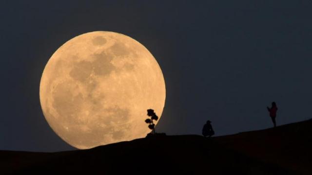 Lune sanguine