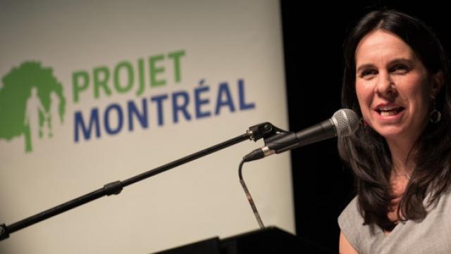 maire de montreal