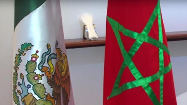 Maroc-Mexique