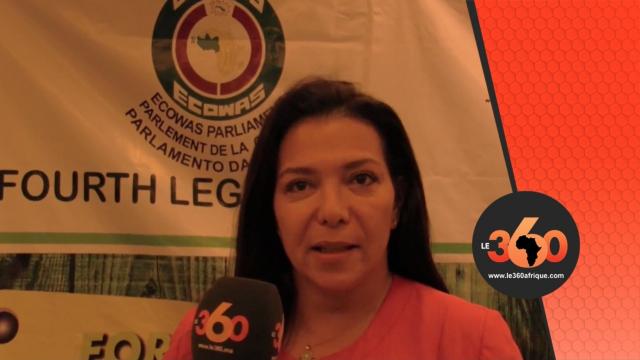 Maroc-CEDEAO. Selon Naila Tazi les parlementaires marocains ne sont pas à Dakar pour du tourisme