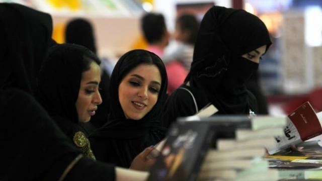 Saoudiennes salon du livre