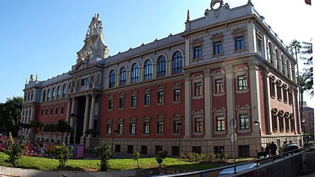 Université de Murcie (UMU-Est de l'Espagne)