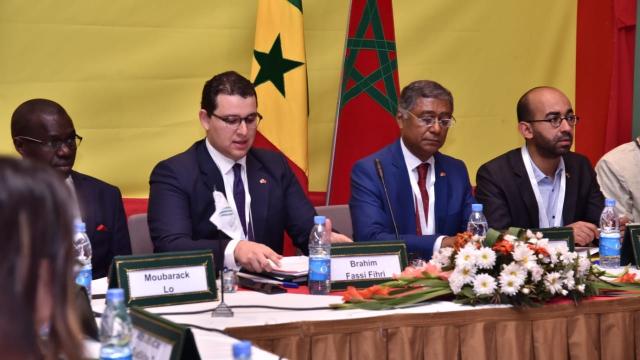 Séminaire à Dakar sur l'Adhésion du Maroc à la CEDEAO-5
