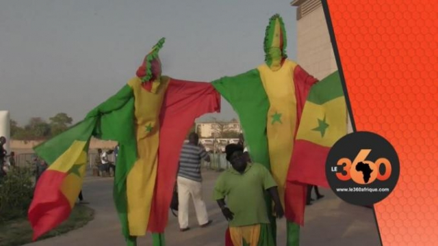 Sénégal Mondial 2018, 12e gainde