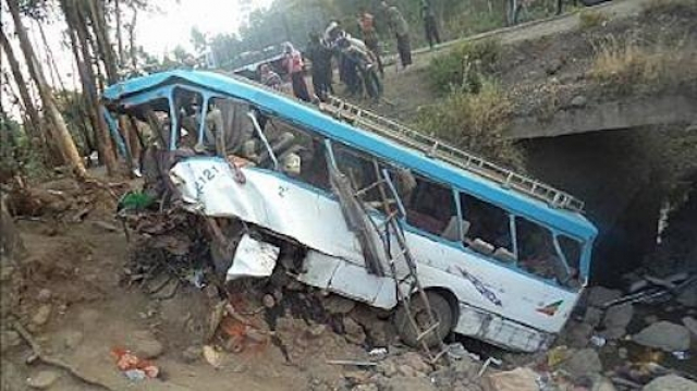 Accident de bus