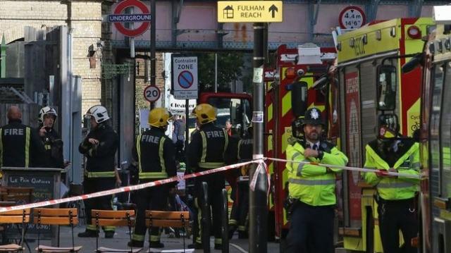Attentat métro de Londres