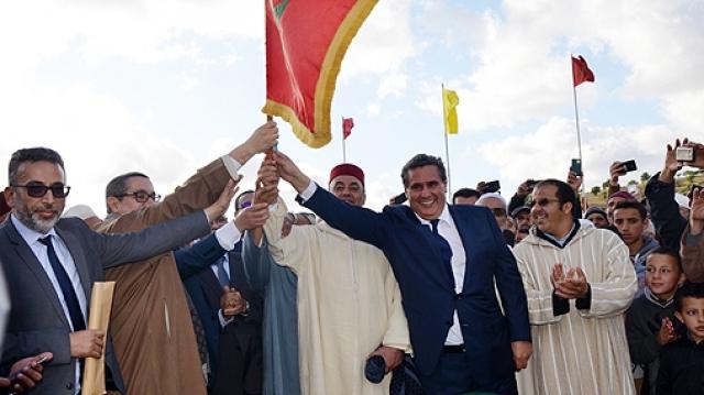 Aziz Akhannouch-Tiznit