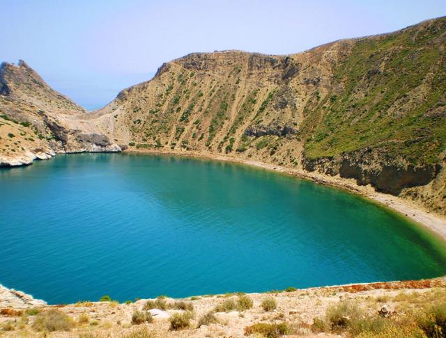 parc naturel de Talassemtane