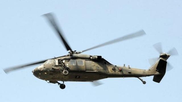 Hélicoptère américain