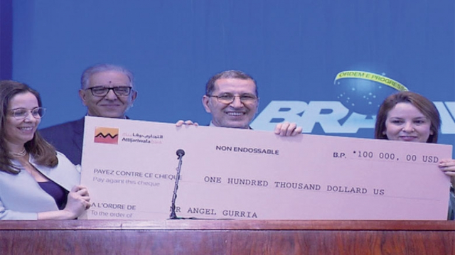 Grand Prix Mondial Hassan II pour l'Eau