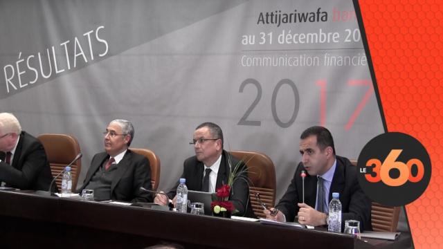 Cover Vidéo - Ismail Douiri commente les résultats d'Attijariwafa bank
