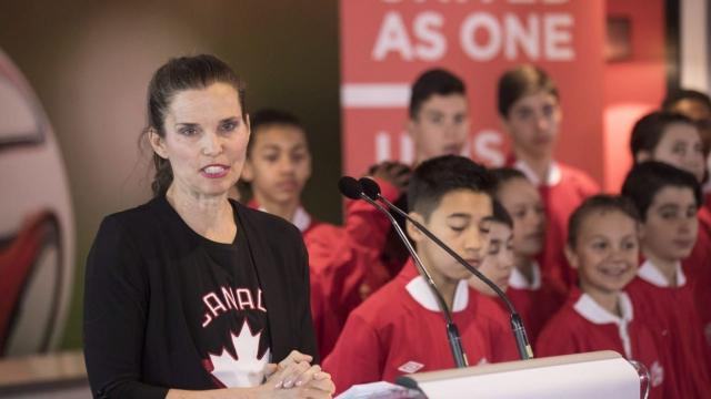 Kristy Duncan, ministre des sports du Canada
