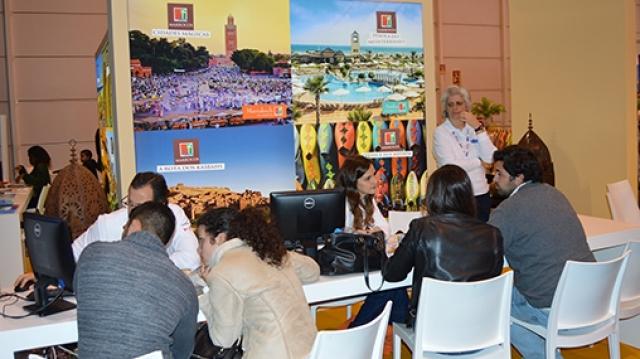 Opération séduction du Maroc à la foire des voyages «Mundo Abreu» de Lisbonne