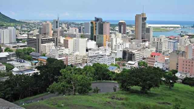 Port Louis Maurice