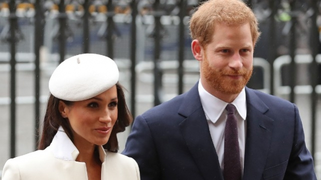 Meghan Markle-Prince Harry