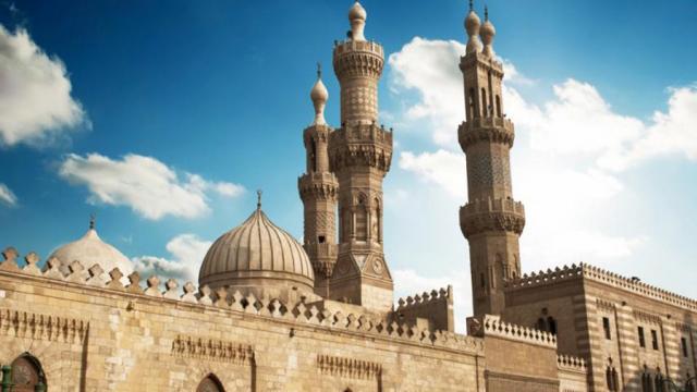 mosquée d'al-azhar