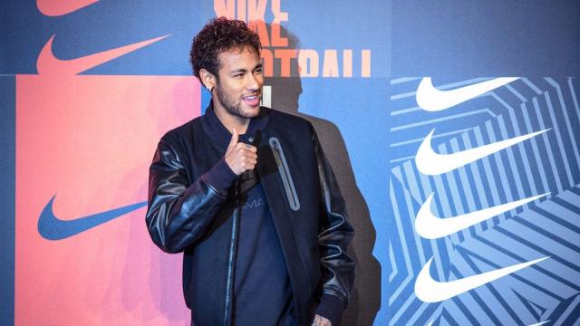 Neymar et Nike