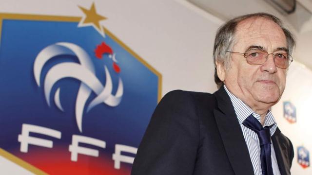 Noël le Graet, Président de la FFF