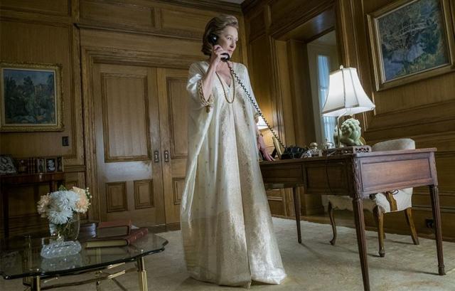 Caftan Meryl Streep plein pied