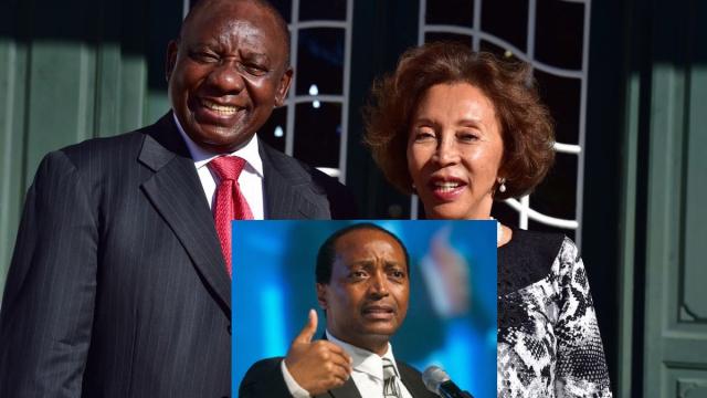 Saham Finances: l'acquéreur est le beau frère de Cyril Ramaphosa répartition du Chiffre d'Affaires