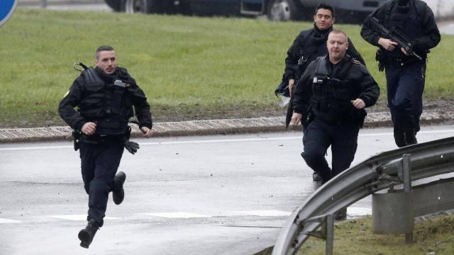 Prise d'otages France 3