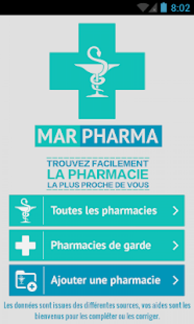 pharmacies appli
