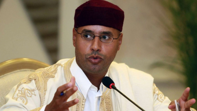 Saif Al Islam Khadafi annonce sa candidature