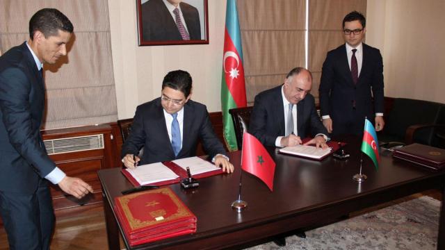 bourita Azerbaïdjan