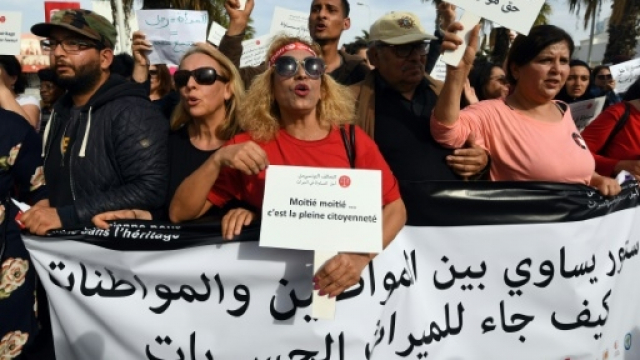 tunisiennes héritage