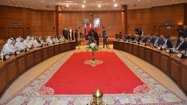 commission mixte maroc-qatar