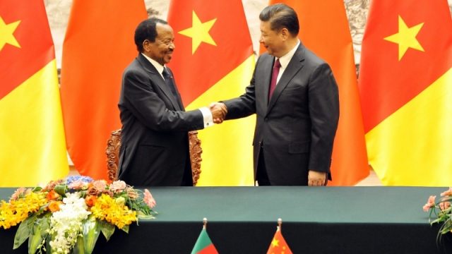 Chine-Cameroun
