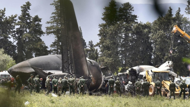 """Algérie. Crash: Ould Abbès """"met dans l'embarras l'Algérie et le Polisario"""""""