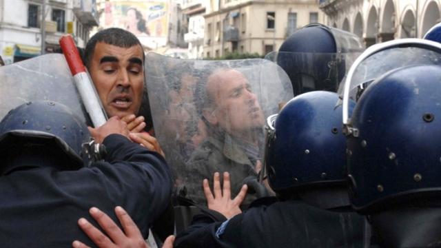 Algerie droit de l'homme
