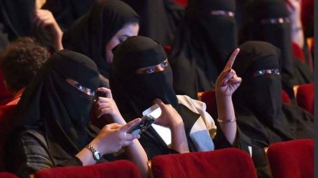 Arabie saoudite-Cinéma2