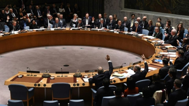 Conseil de sécurité de l'ONU 2