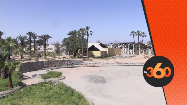 cover Video - Le360.ma • حديقة حيوانات عين السبع تفتح أبوابها في وجه الزوار في شتنبر المقبل